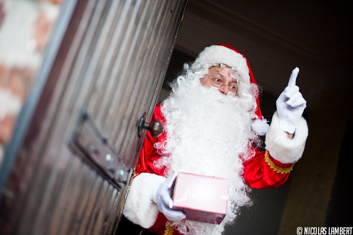 La fête du père Noël à Limbourg