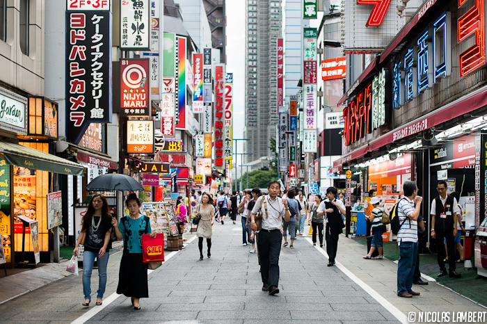 Japon J2 – Mont Takao / Shinjuku