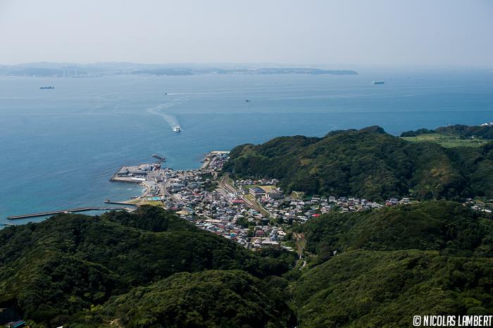 Japon J5 – Mont Nokogiri